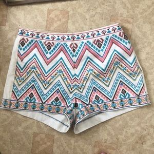 South Moon Under Patterned Shorts